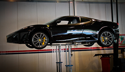 automotivated:  Ferrari F430 Scuderia (by Gemaskerde Muchacho)