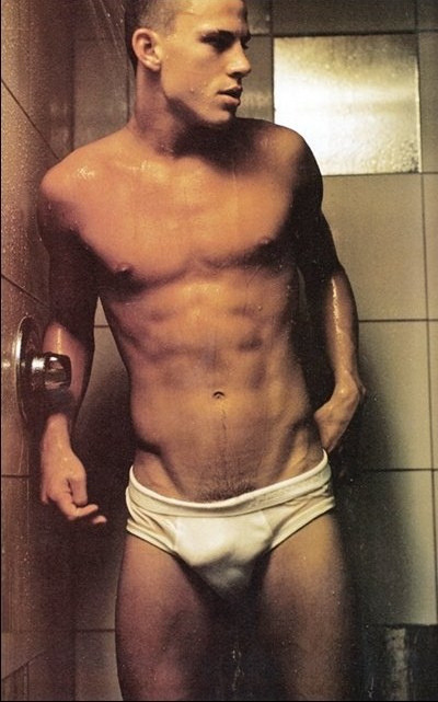 adicktion:  Channing Tatum sexy