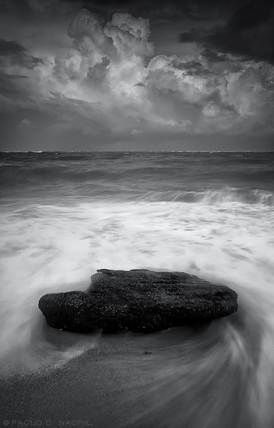 fuckyeahphotography:  Undertow Undertows are below-surface rushes of water returning to sea after the water comes ashore as breaking waves.  Burot Beach - Calatagan, Batangas, Philippines. Photographed by: http://capturedphotos.tumblr.com/