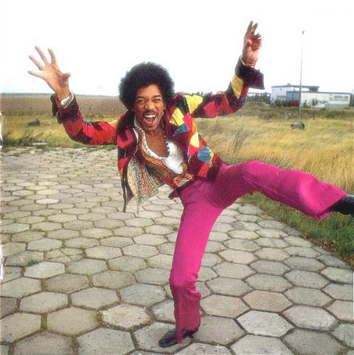 peace-love-hippieness:  Jimi i love you