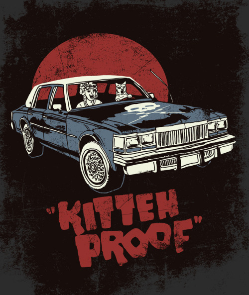 ianbrooks:  Kitteh Proof by Hillary White Print available at society6. Artist: flickr / deviantart / portfolio