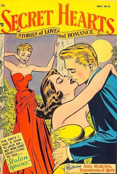 romancecomics:   Secret Hearts  #10