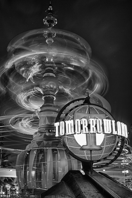 Disneyland 2011 - Tomorrowland by Alan Rappa