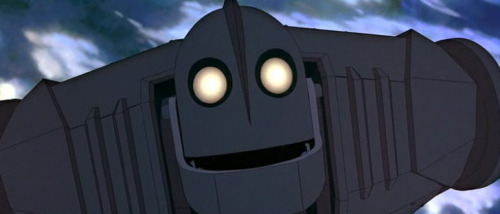 The Iron Giant — A Better Movie Than Super 8 Since 1999.