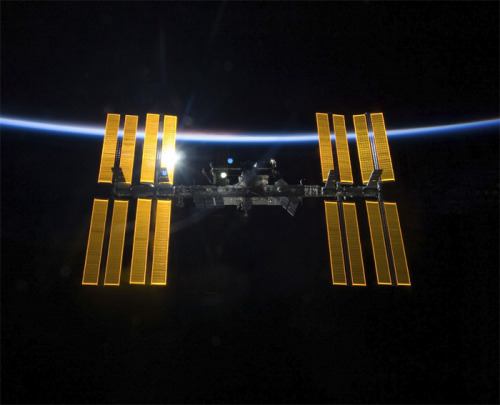 discoverynews:  Will the Space Station Be Abandoned?  Like the Mary Celeste, the International Space Station (ISS) could be floating empty, devoid of humans by November. However, unlike  the Mary Celeste, we'll know exactly what happened to the crew. In the wake of the Russian Progress vehicle crash shortly after launch on Aug. 24, a chain of events has been set into motion that could result in the decision not to fly astronauts into orbit. If this  happens, the ISS will be temporarily mothballed before the end of the  year to avoid landing astronauts during the harsh Kazakh winter.  Read more