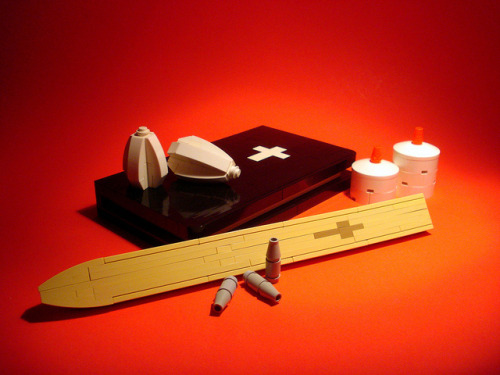 legoexpress:  Vampire Killing Kit by Profound Whatever on Flickr.