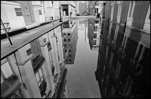 NEW ORLEANS—Flooded streets, Sept. 10, 2005. © Larry Towell / Magnum Photos