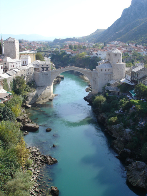endlessopportunity:  listenly:  been here!   Mostar :)