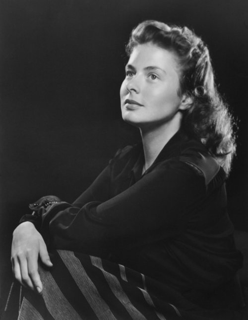 Happy Birthday Ingrid Bergman!!!