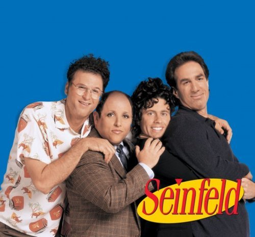 Cosmo Seinfeld actually looks quite a lot like Charles Krauthammer. (via)