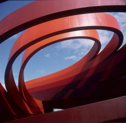 The Design Museum Holon by Ron Arad.