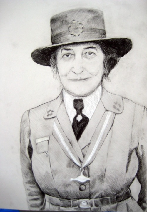 Juliette Gordon Low K.Walker