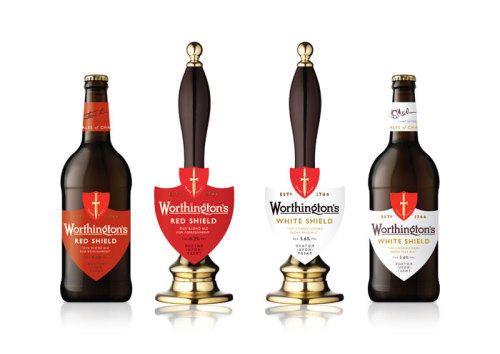 Worthington's Ale
