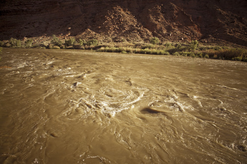 ROAD TRIP image no. 237 The Colorado River, Moab, Utah July 2nd, 2011 + click through to see larger