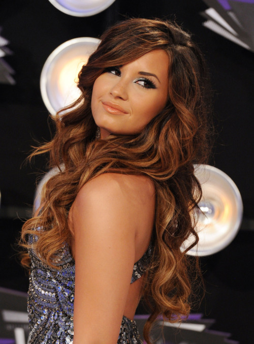 Demi Lovato @ 2011 MTV Video Music Awards at the Nokia Theatre in Los Angeles - August 28, 2011.