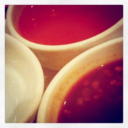 Chilli Sauce (Taken with instagram)