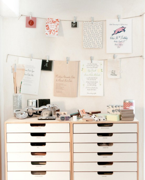 Office Vintage Inspiration