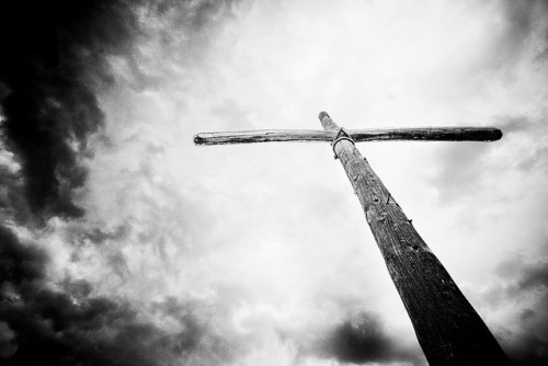 Lead me to the cross… Jesus, I put you first above all my desires and needs. You are my everything, and I will put you first!