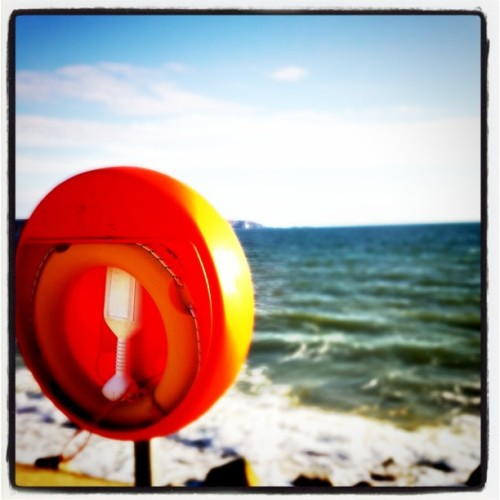 Lifebuoy (Taken with instagram)