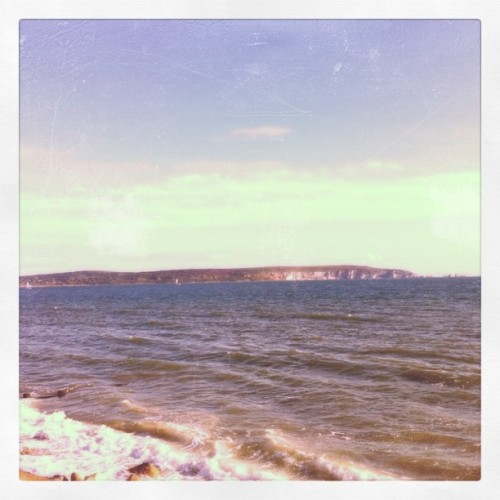 Isle of Wight (Taken with instagram)