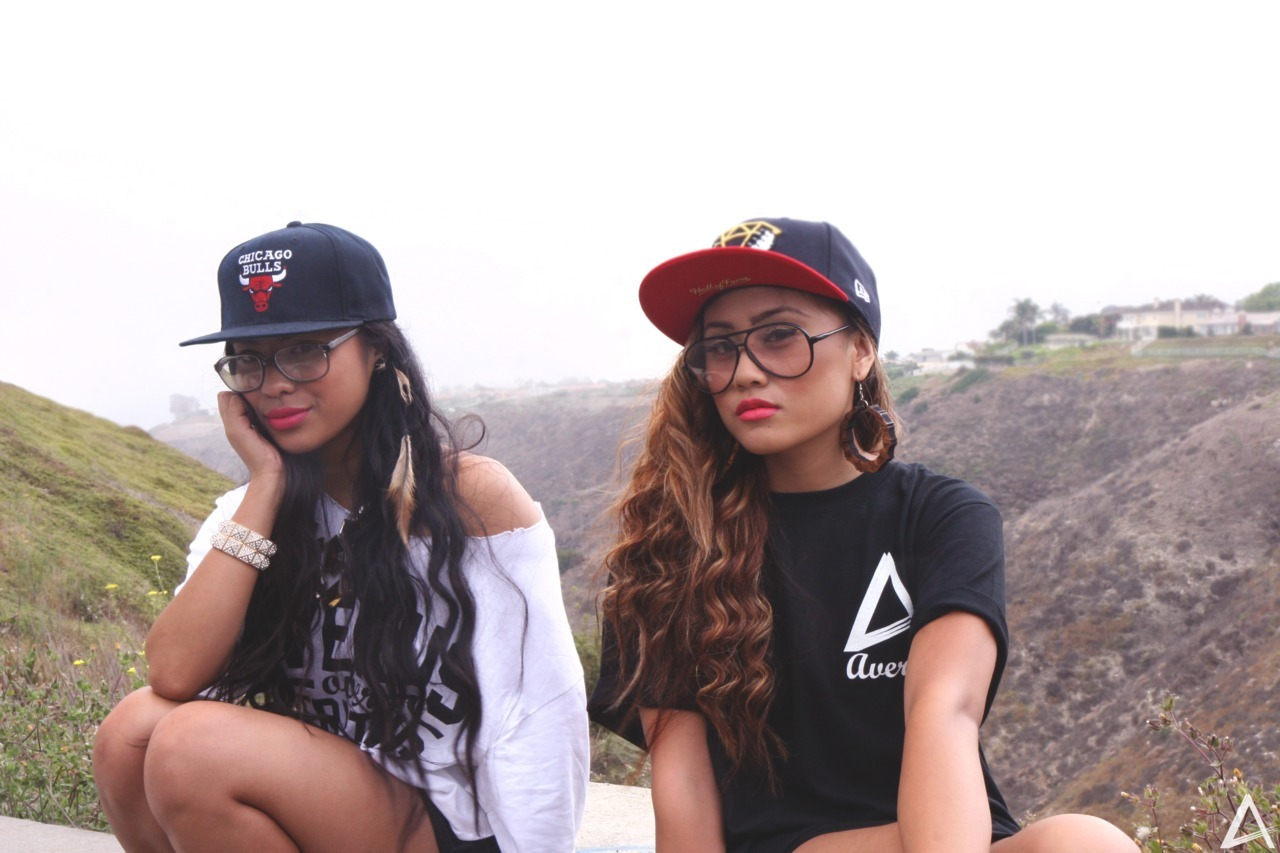 asian girl mob's @mynameisnowjane (me) & @curiouserlia x averus clothing