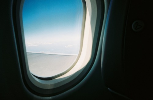 Airplane window over Russia Superheadz