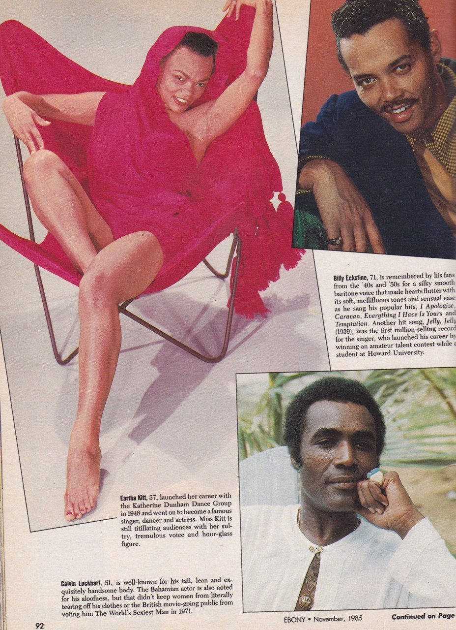 mahoganyarchive:  Ebony Magazine: 40 Years of Black Sex Symbols Part 3 (repost)