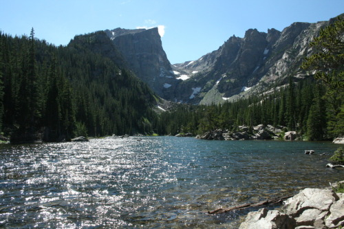 Dream Lake Aug 18