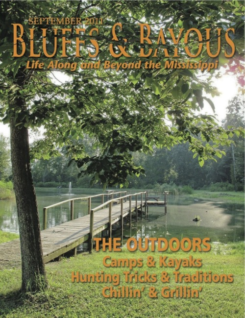 Our September 2011 All Outdoors Issue!