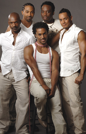 Catch Noah's Arc: Jumping the Broom in Logo's Movie House 3/2c!
