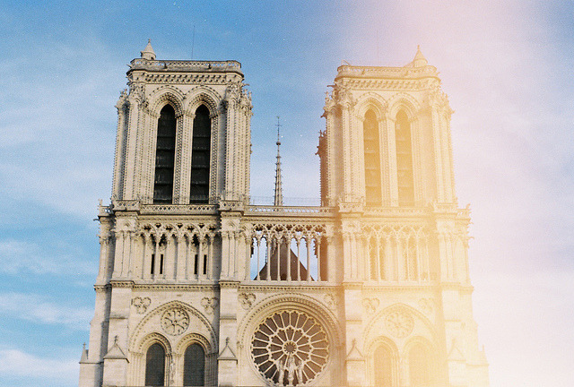 crystalskullz:  Notre Dame by Dream Dottie on Flickr.