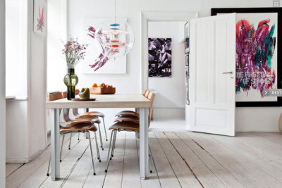 danish design has completely changed my perception on interior decorating