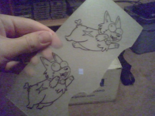 THIS TIME… THIS TIME… MAKING CORGIS, MAKING CORGIS