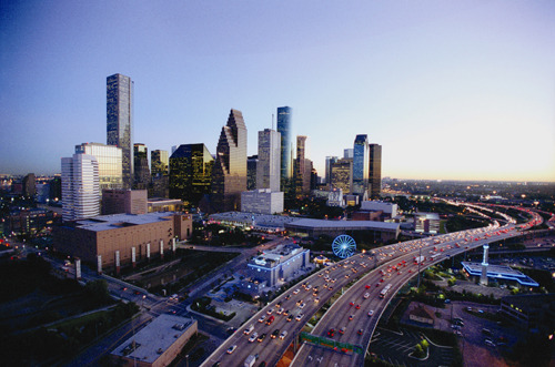 Happy 175 Houston!