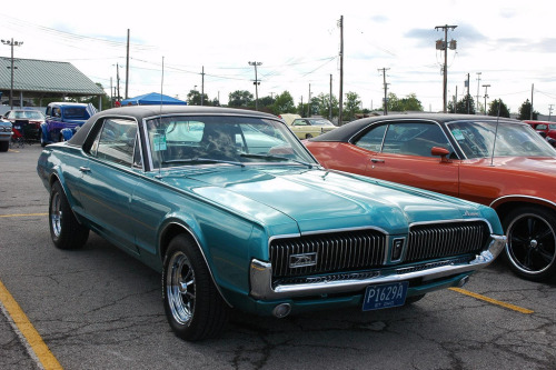 musclecardreaming:  Mercury Cougar