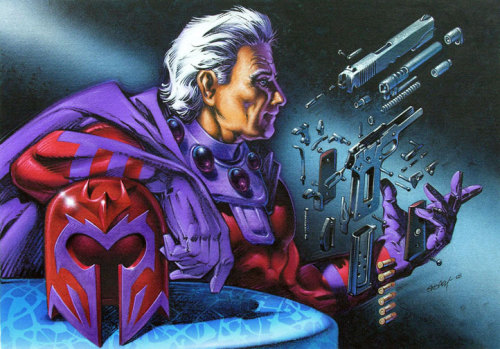 nunubunkie:  fanfoolishness:  azryal00:  Love.  Magneto, why are you so fucking awesome all the time.  coolest grandpap of all time