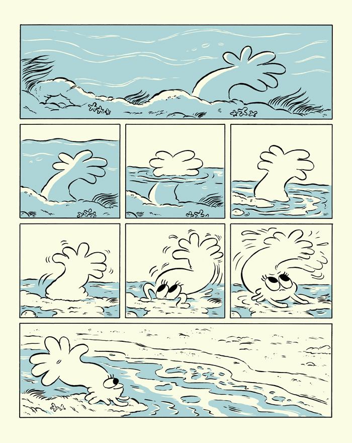 Tides Click through to read the full comic (4 pages) here.