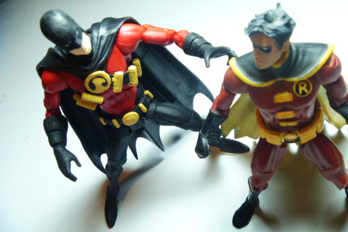 Finished my custom DCU Red Robin