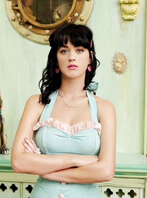 You are just too beautiful, Katy Perry.
