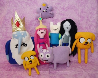 Adventure time. Amazing!