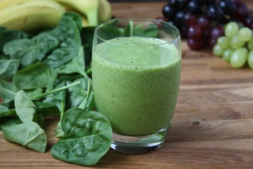 gastrogirl:  beginner's green smoothie.