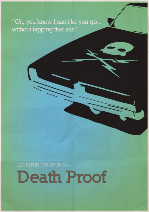 ianbrooks:  Death Proof by Chathuranga Neminda (via: xombiedirge)