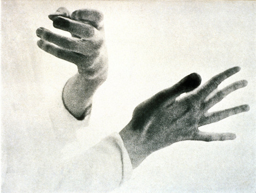 losed:  Glenn Gould's Hands, 1956 -by Paul Rockett