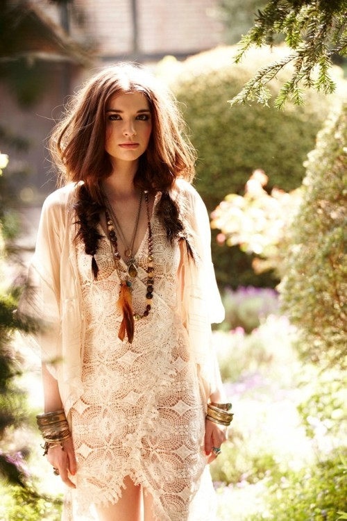My Bohemian Celebration  Bohemian bride or bridesmaid…. m-ild:  so beautiful