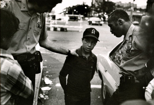 Police Work, New York City, 1978 Leonard Freed