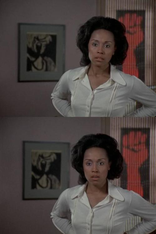 ETERNAL REVERENCE Diahann Carroll in Claudine, for which she was nominated for a Best Actress Oscar in 1974.