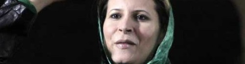 "Weird timing: Gaddafi's only daughter gives birth in Algeria: Aisha Gaddafi, referred to as the ""Claudia Schiffer"" of the Arab region in this CNN article, reportedly just gave birth a day after leaving Libya with her mom. She lost a daughter during a NATO airstrike in April. source Follow ShortFormBlog"