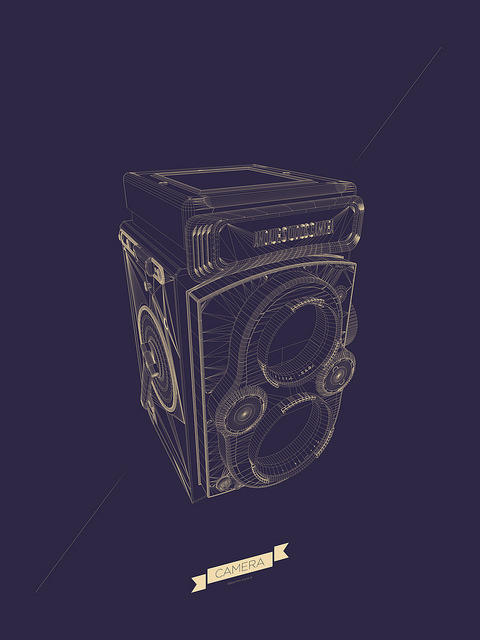 Camera by Sebastián Andaur | http://work.andaurstudios.cl