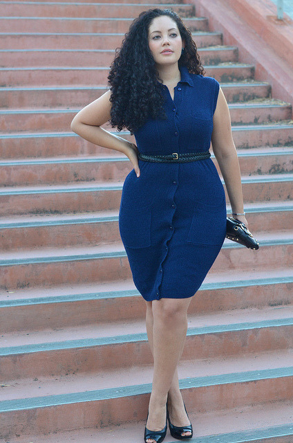 terrystwocents:  Vested Versatility - @GirlWithCurves
