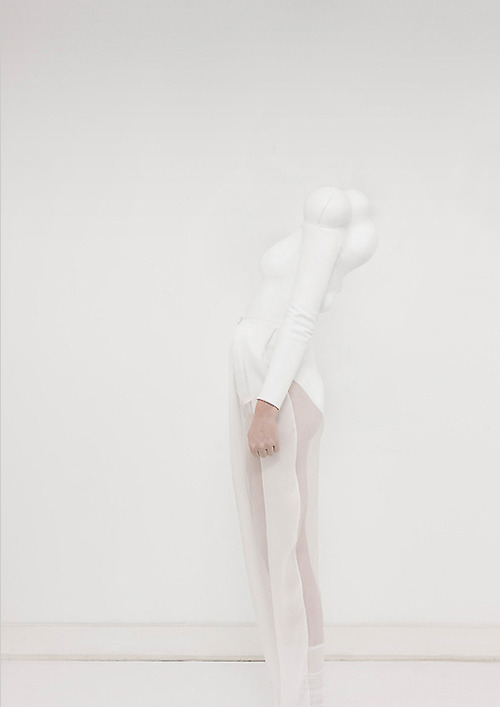 shortsweetblog:  Pure Awkward collection by Oda Pausma (photo by Amber Isabel)